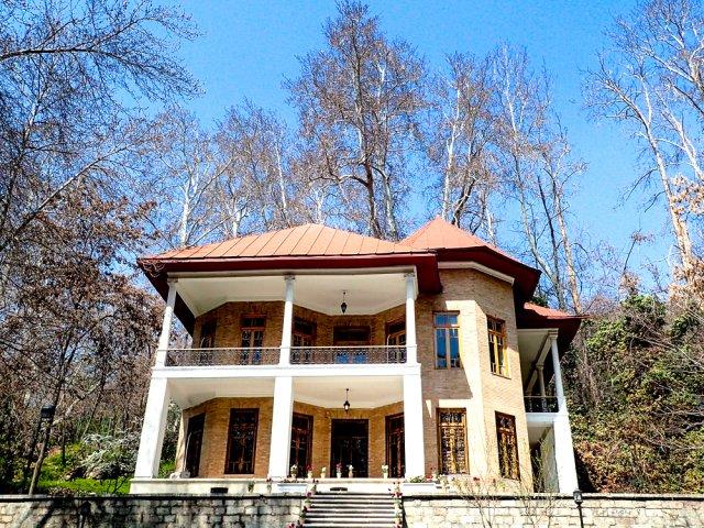 Saadabad Palace complex