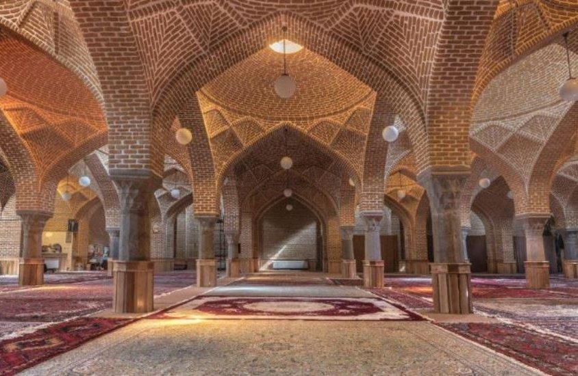 Иран Север и Северо-Запад Тур