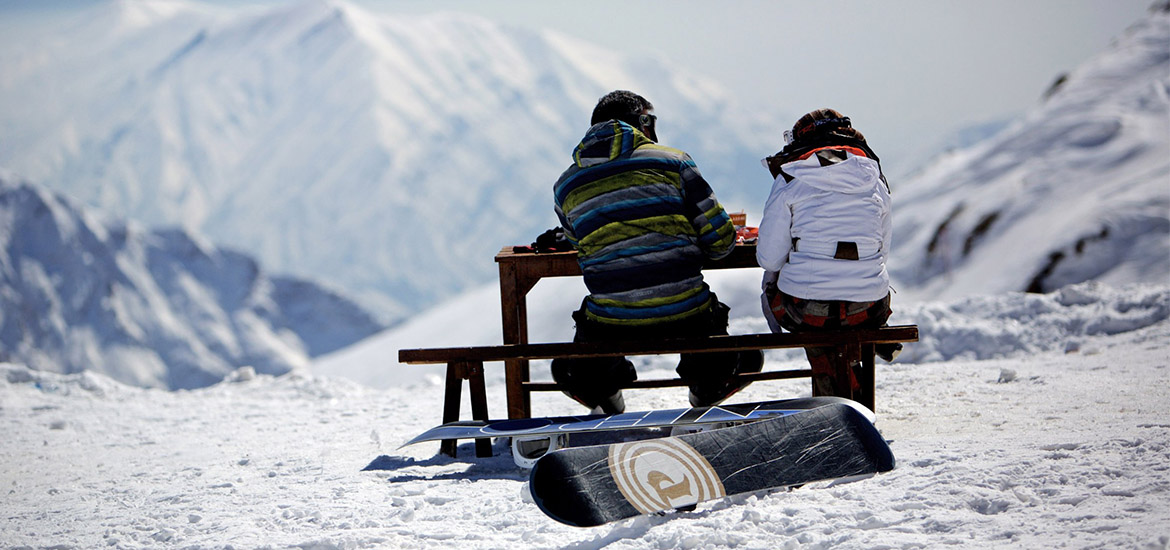 skiing-in-iran