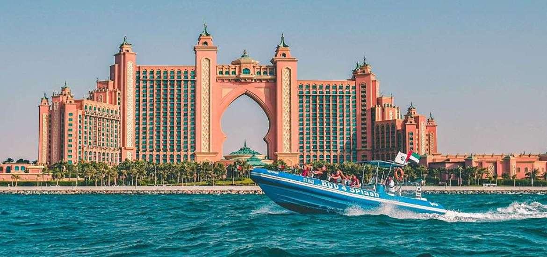 رزرو هتل امارات دبی