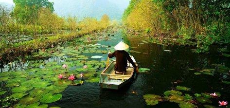 تور ویتنام هانوي، نين بين، خليج هالونگ