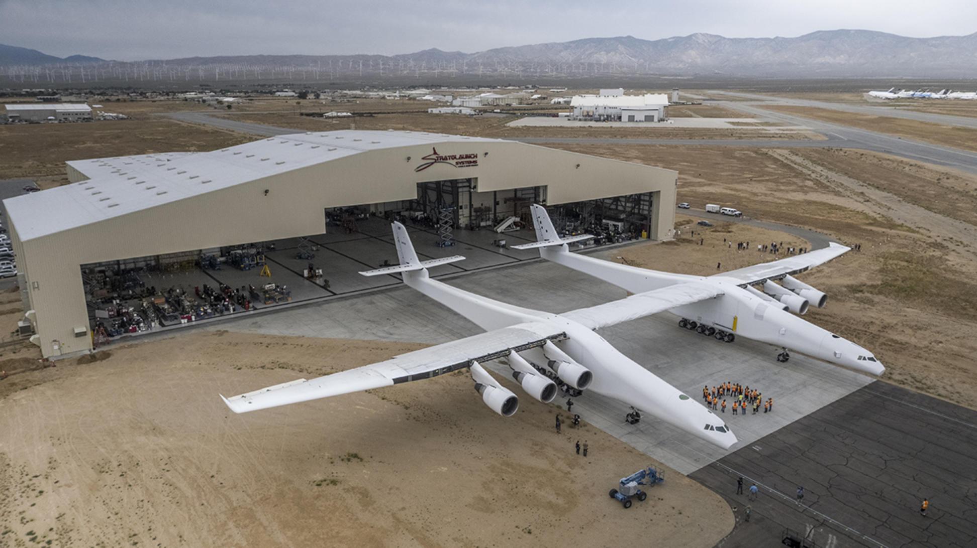 بزرگترين هواپيماي جهان