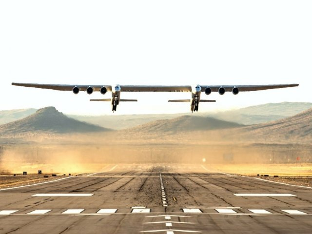 The Largest Plane in the World