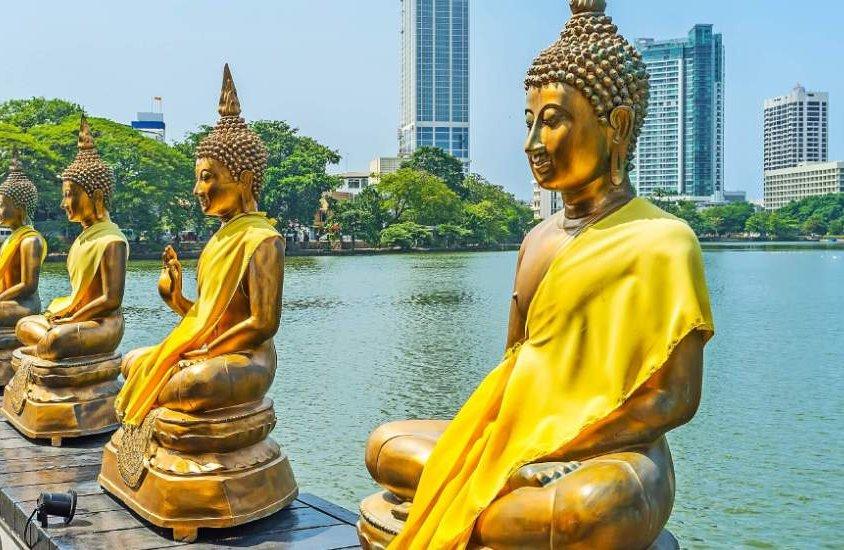 تور انفرادی سریلانکا