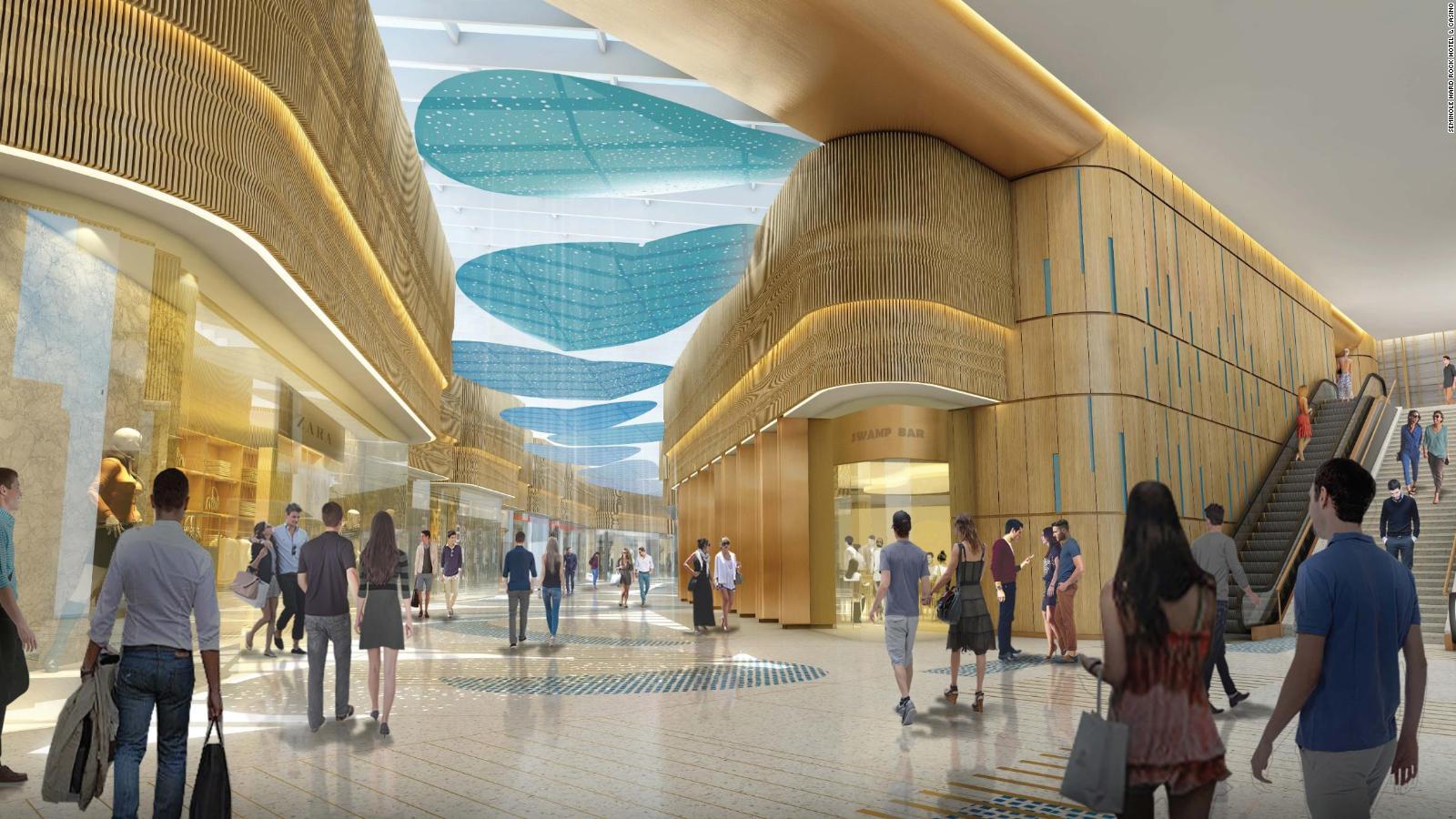 Retail Corridor
