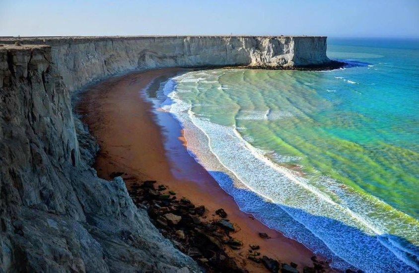 Iran Southeast Beach