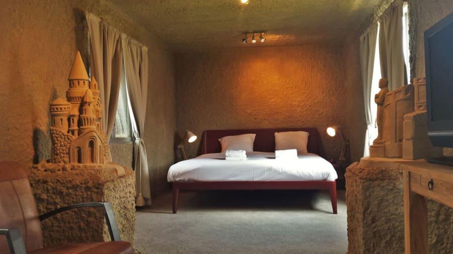 افتتاح اولین هتلهای ماسهای جهان