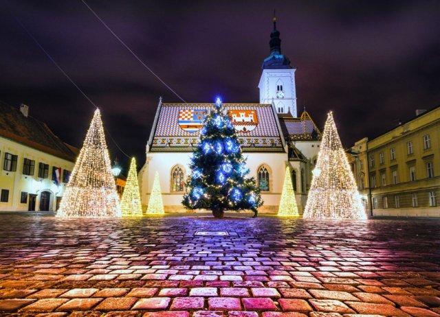 کریسمس و سال نو در کروواسی