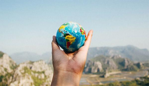 Mini World Globe | کره زمین مینیاتوری
